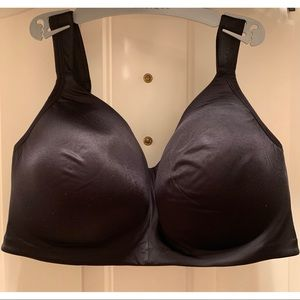 Black Cacique Bra